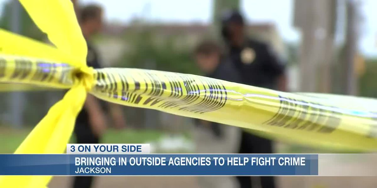 Bringing in outside agencies to help fight crime
