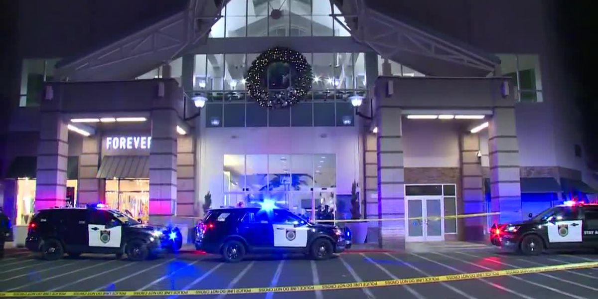 1 dead, 1 injured in Sacramento Black Friday mall shooting