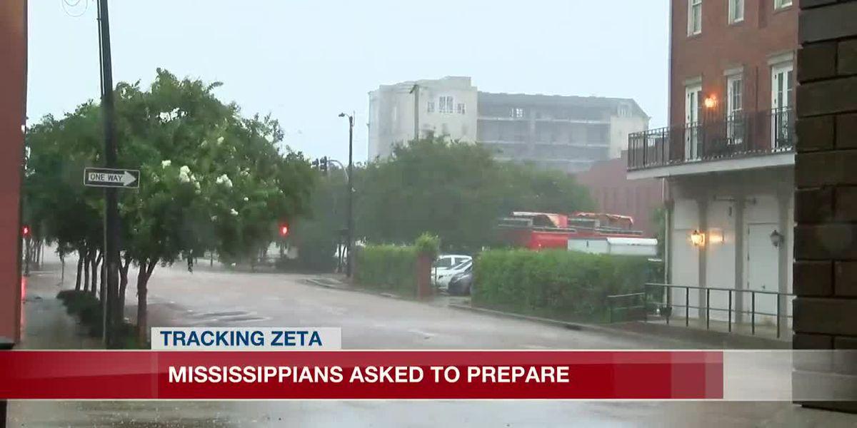 Metro area prepares for Hurricane Zeta