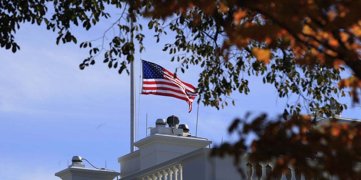 Gov  Bryant orders all flags to be flown at half staff after recent