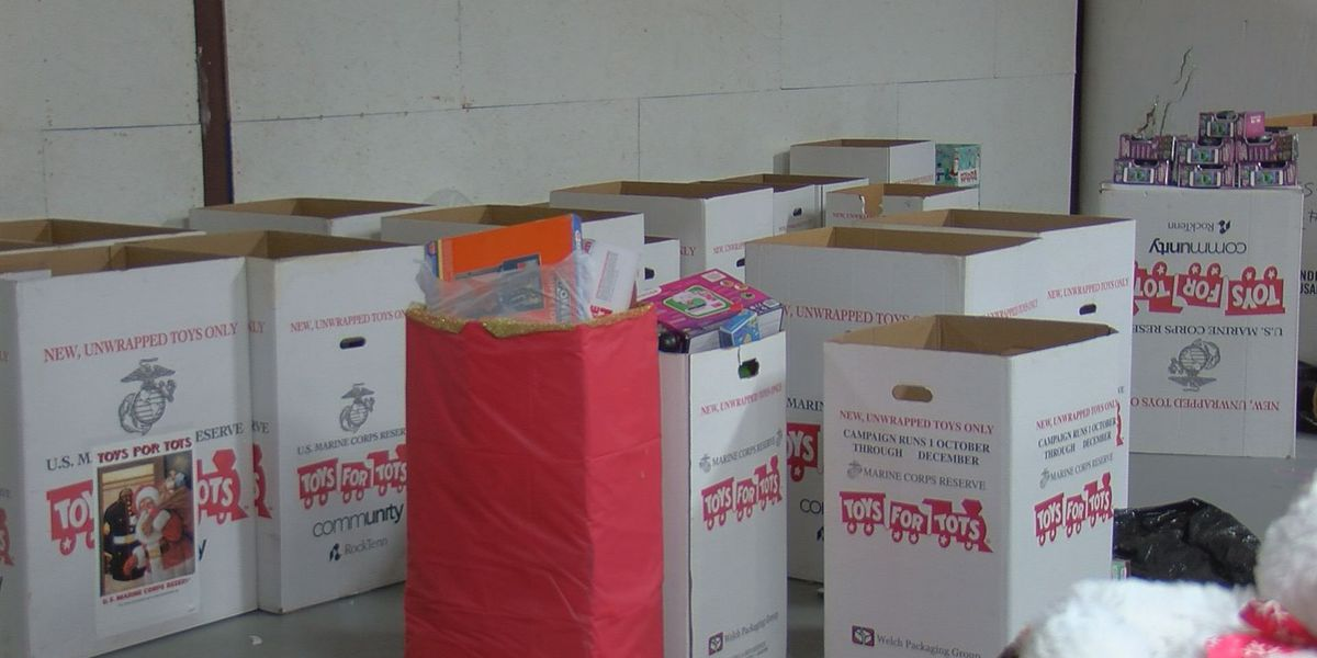 Local Toys for Tots in need of donations