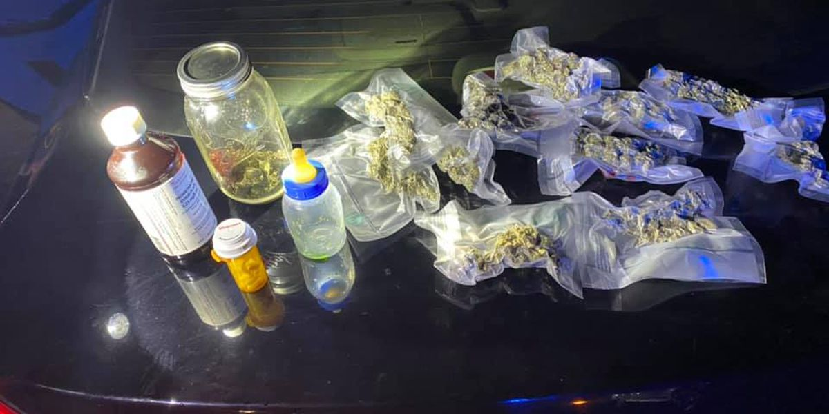4 arrested, drugs and weapons seized in Covington County narcotics bust