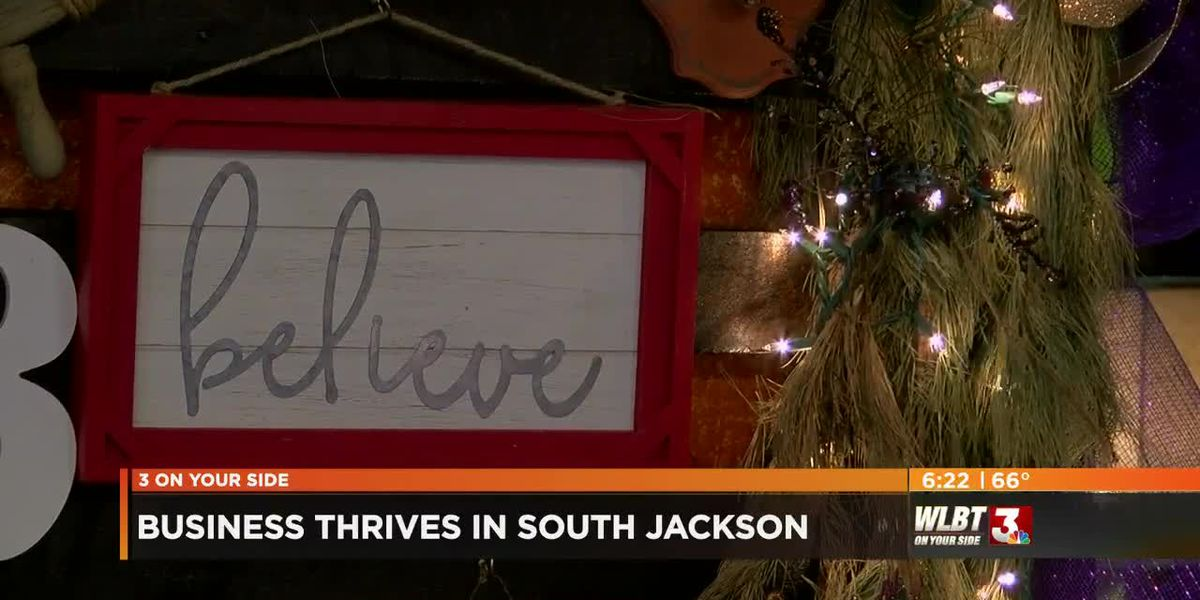 'I still believe in South Jackson': Local restaurant thrives in deserted area