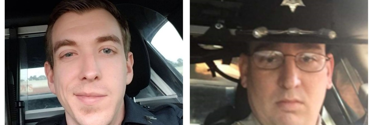 Two Brookhaven police officers dead in early morning shootout