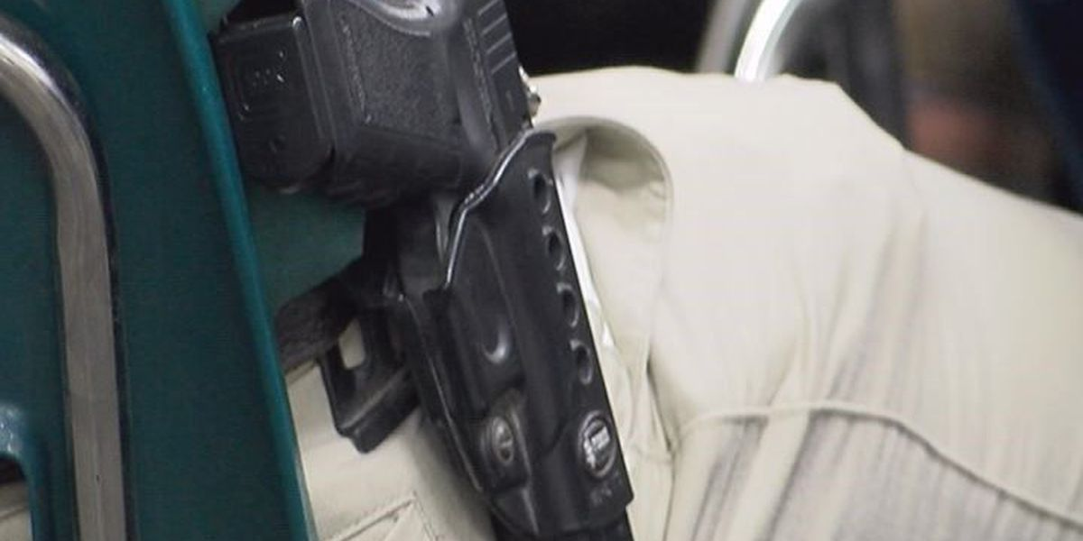 Federal court rules City of Jackson cannot restrict open carry law