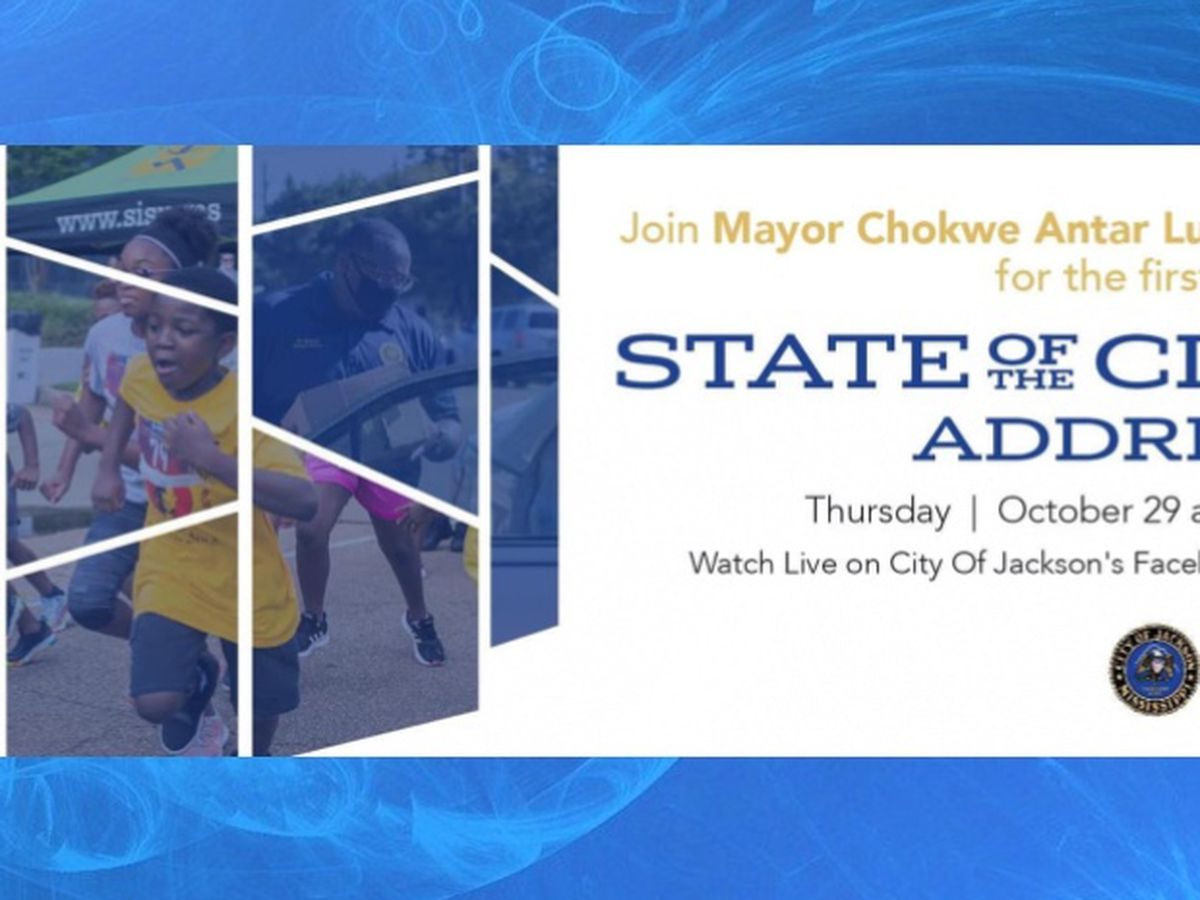 Mayor Lumumba to deliver virtual State of the City address focusing on progress, recent challenges