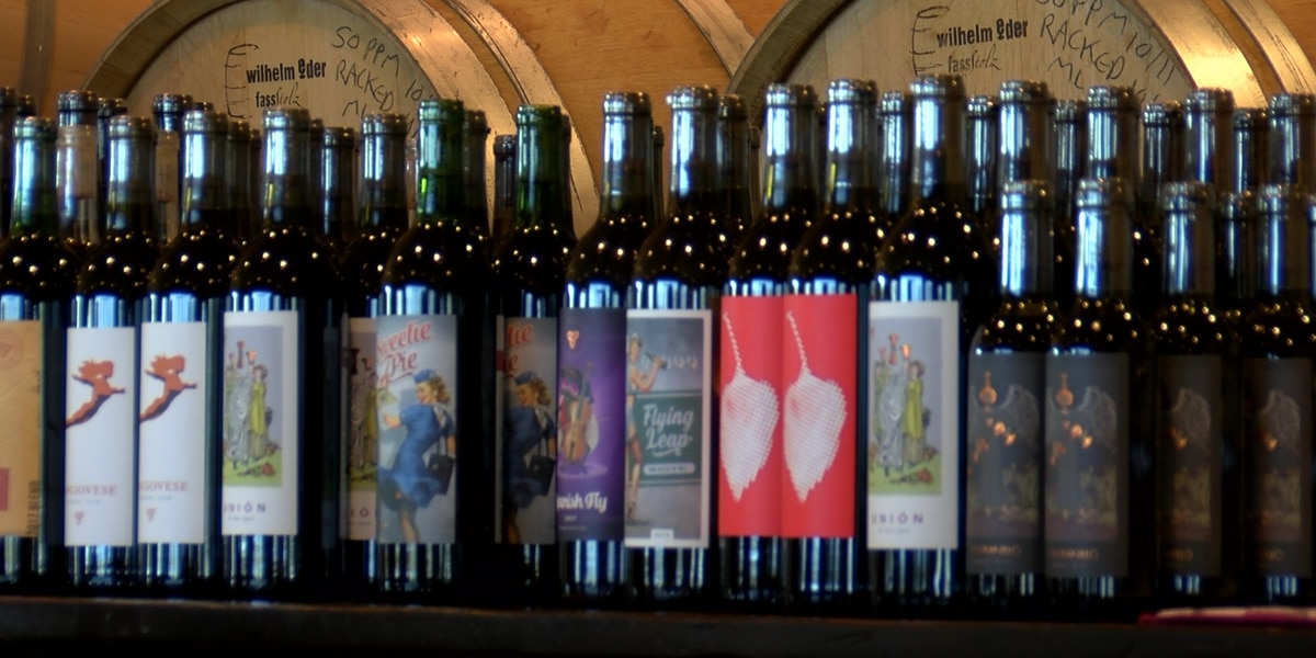 North Jackson lawmaker and lobbyists again pushing for wine sales in grocery stores