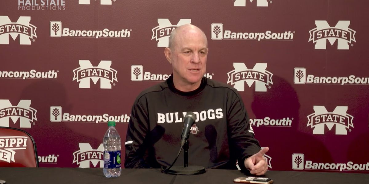 Howland gets 500th career win with Mississippi St. victory