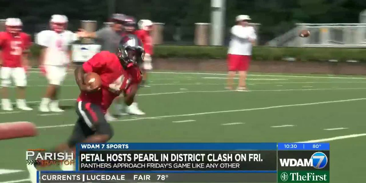 Petal opens district play against pesky Pearl Pirates