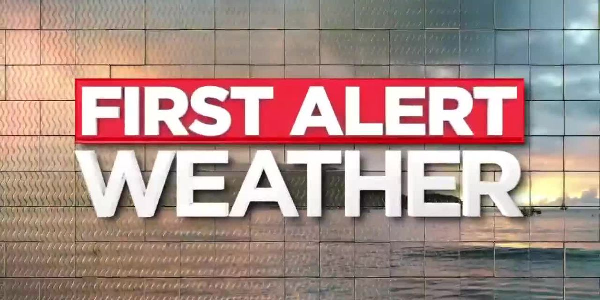 First Alert Forecast: Cloudy Morning, Pleasant Afternoon