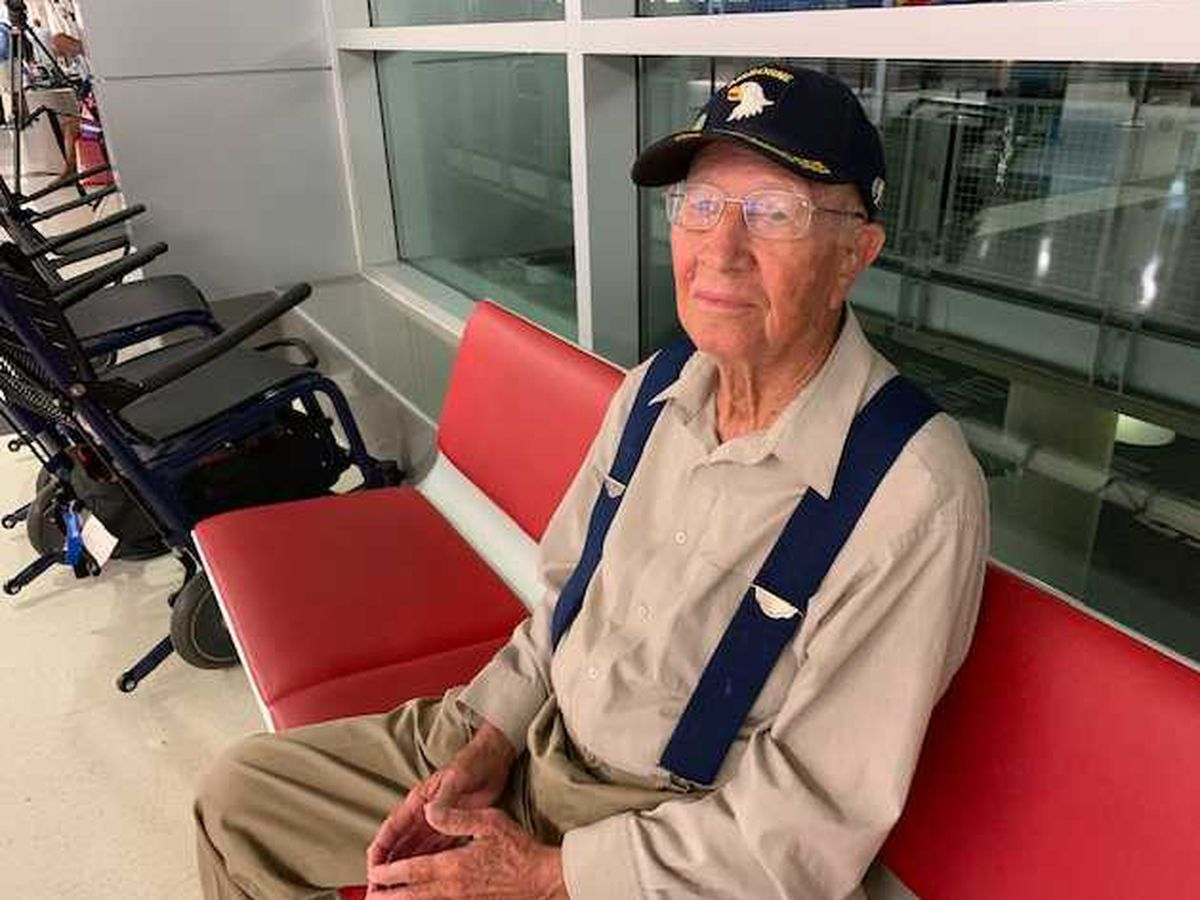 Mississippi WWII Veteran revisits France for D-Day events