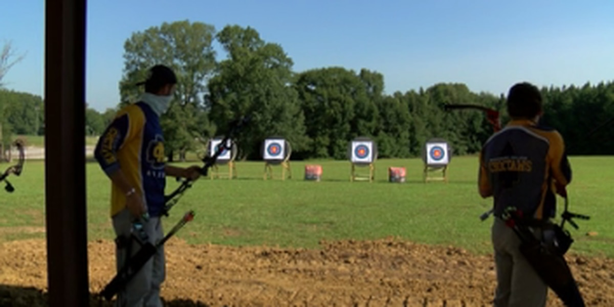 Arrowhead Archery at Traceway Park holds grand opening ceremony