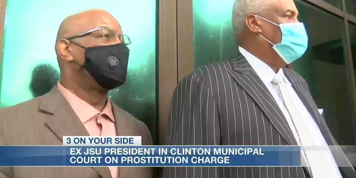 Former JSU president found guilty of several charges stemming from Feb. prostitution bust