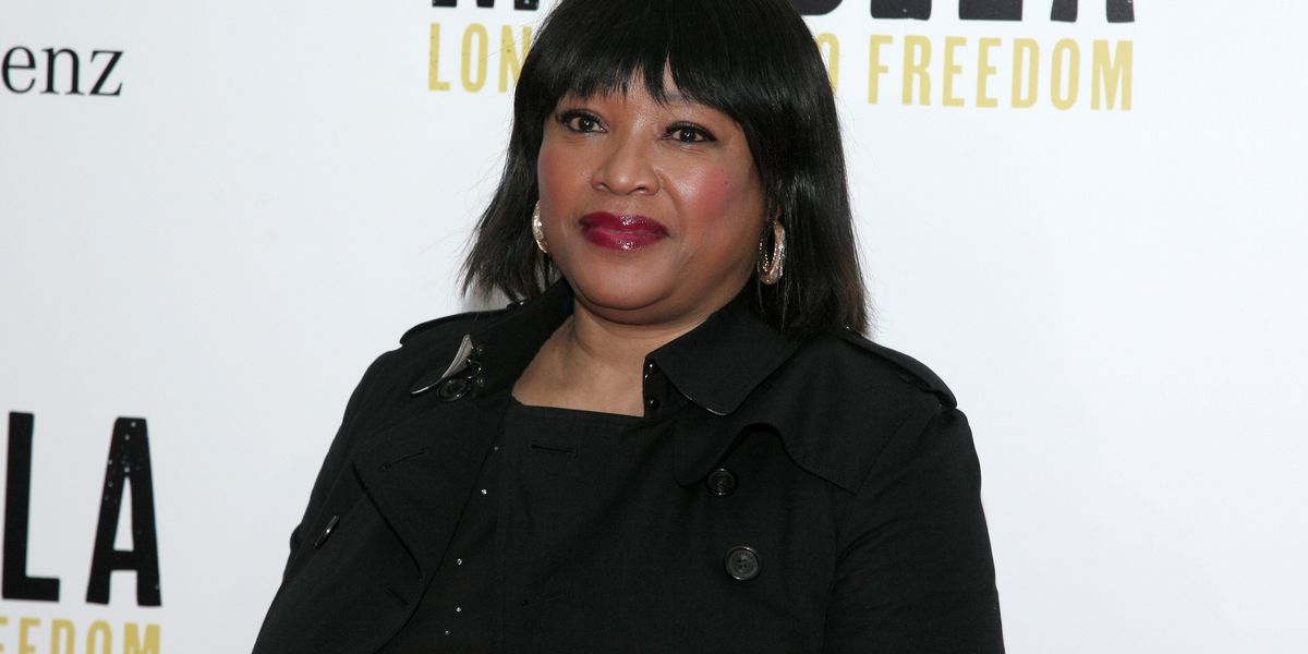 Zindzi Mandela, daughter of anti-apartheid figures Nelson and Winnie, dies at 59