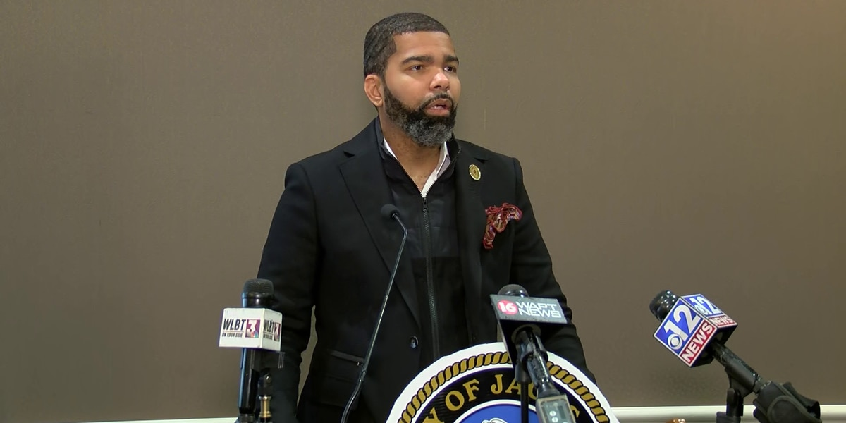 Mayor Lumumba: Getting illegal guns off city streets is critical in combating violent crime