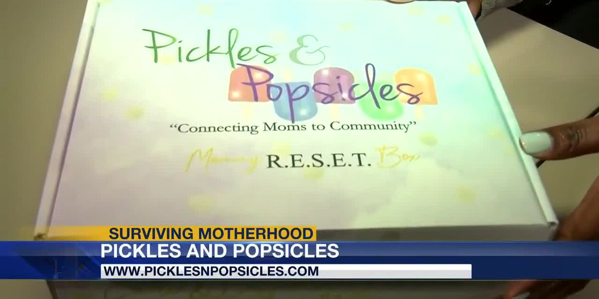 Surviving Motherhood: Pickles and Popsicles