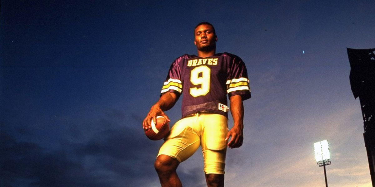 "Alcorn honors Steve ""Air II"" McNair by retiring his jersey number"
