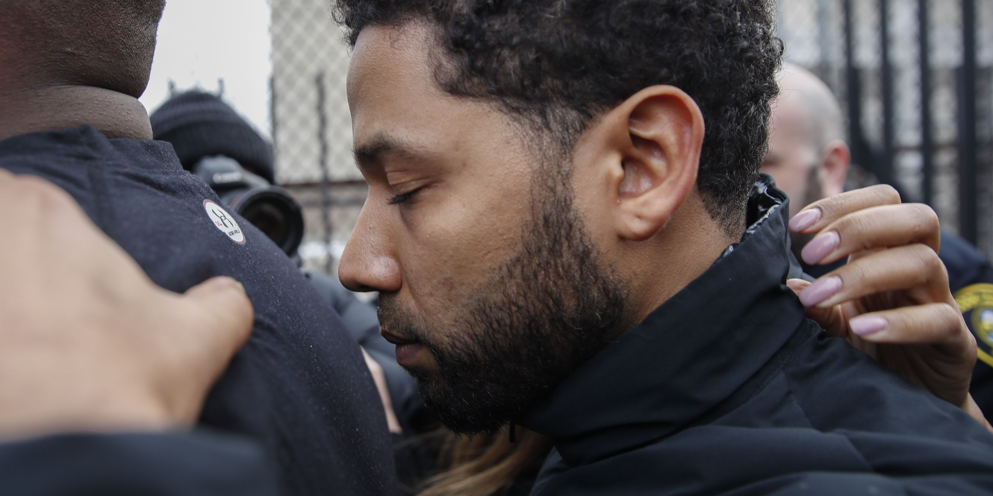 Jussie Smollett to be removed from 'Empire' season's final episodes