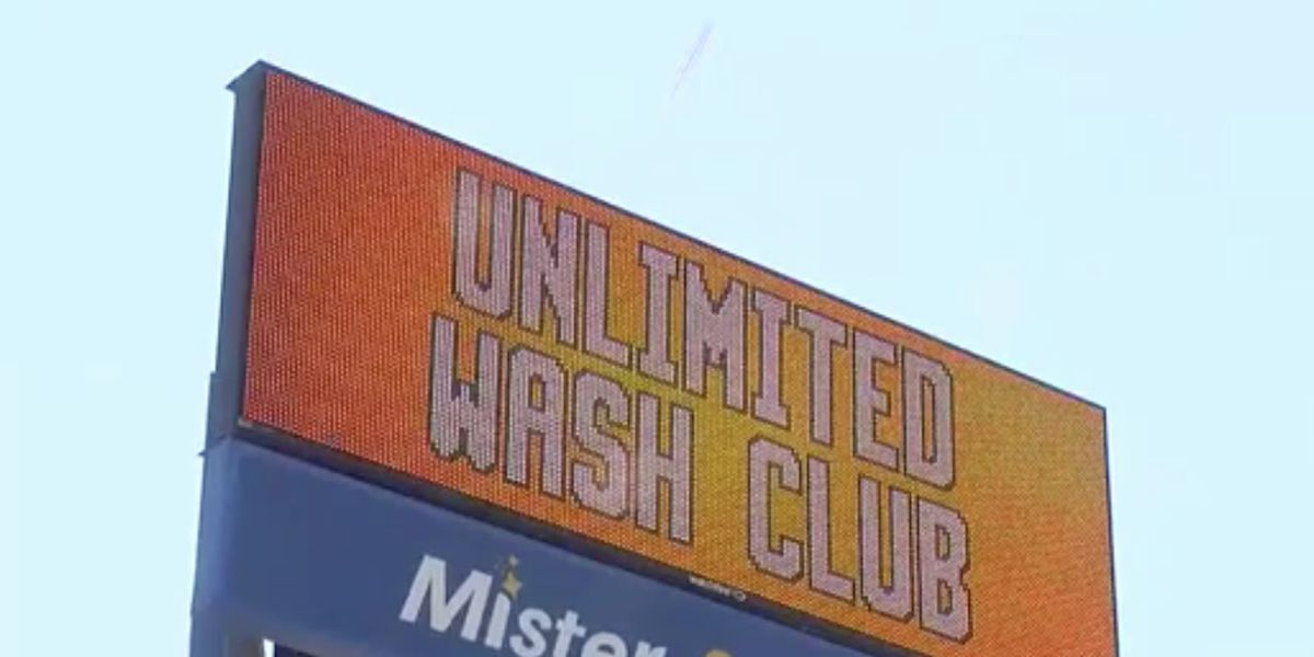 Employees angry their business is struggling without water pressure while car wash operates next door