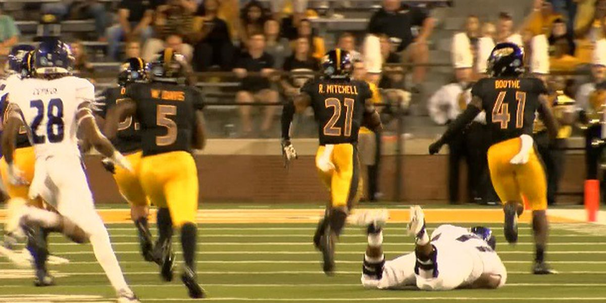USM meets Auburn for 23rd time