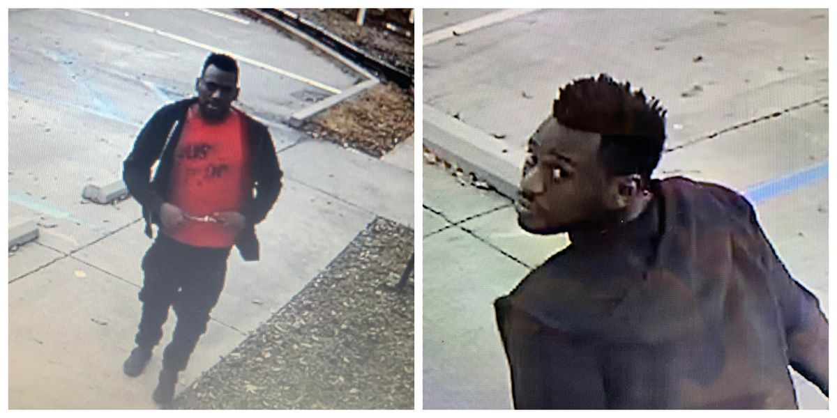 Suspects wanted for breaking into maintenance building at Flora apartment complex