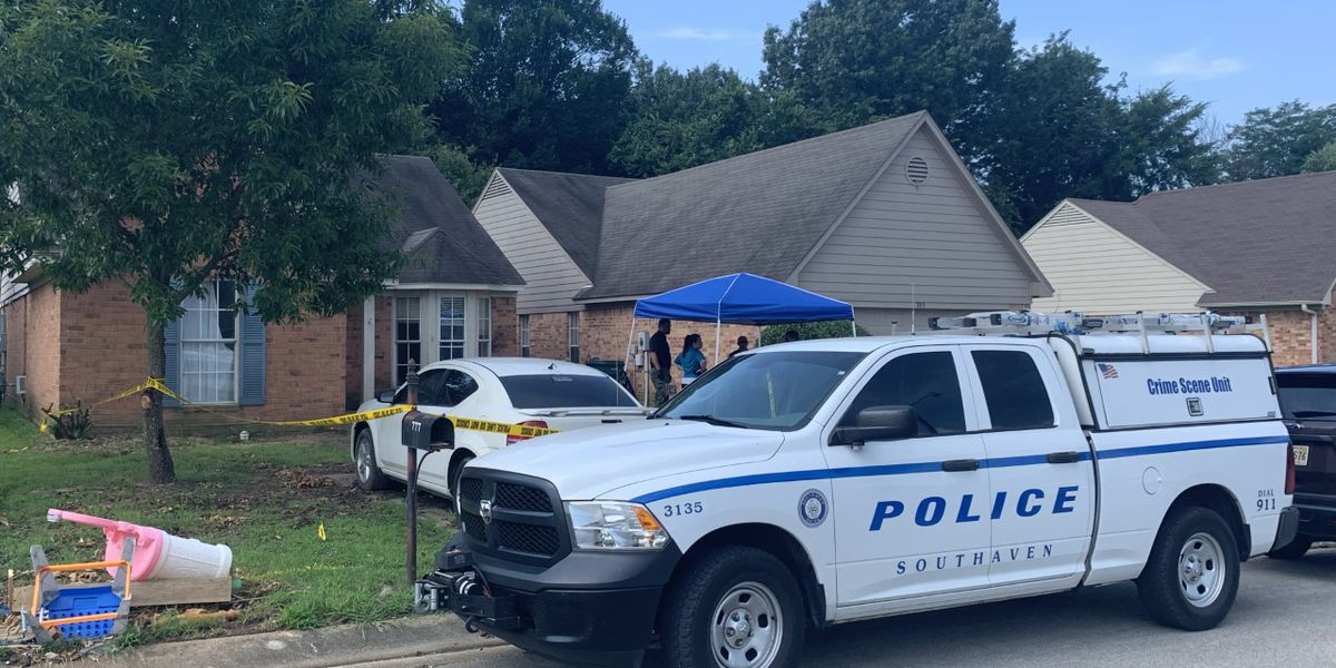 Body recovered from backyard at Southaven home as police investigate 'shallow grave'
