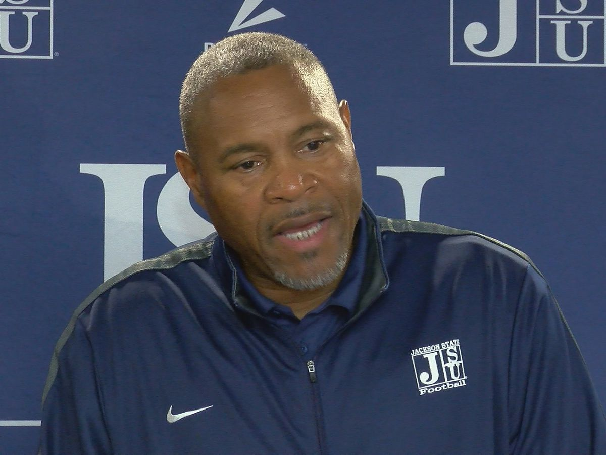 Head coach John Hendrick done at Jackson State