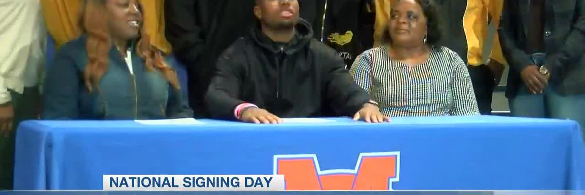 Jimmy Holiday signs with Tennessee