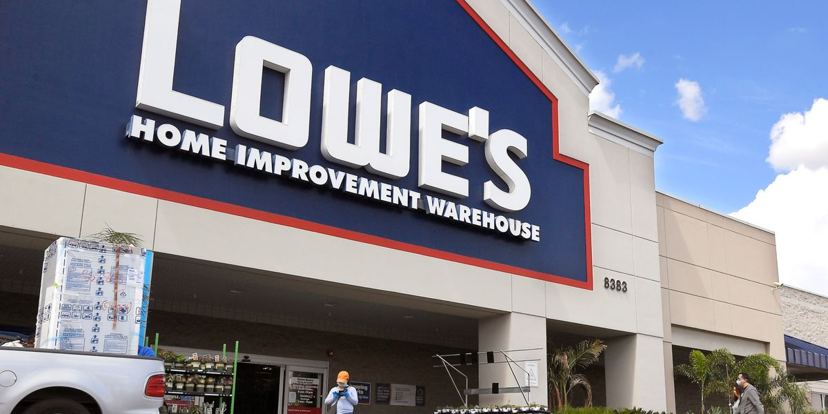 Lowe's announces $100 million in bonuses for 'outstanding' front-line workers