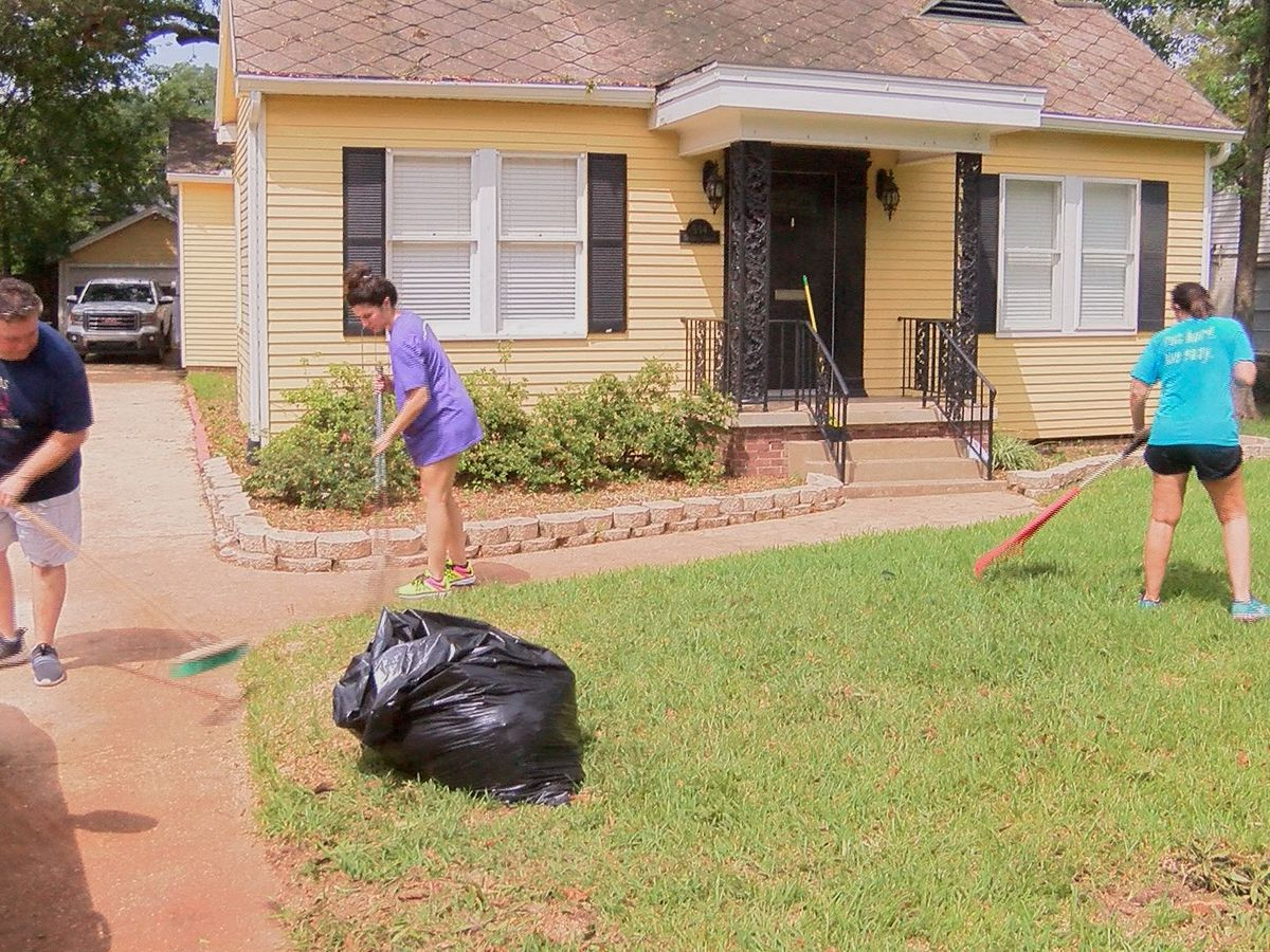 Dumpster Day: Get rid of your storm debris Saturday