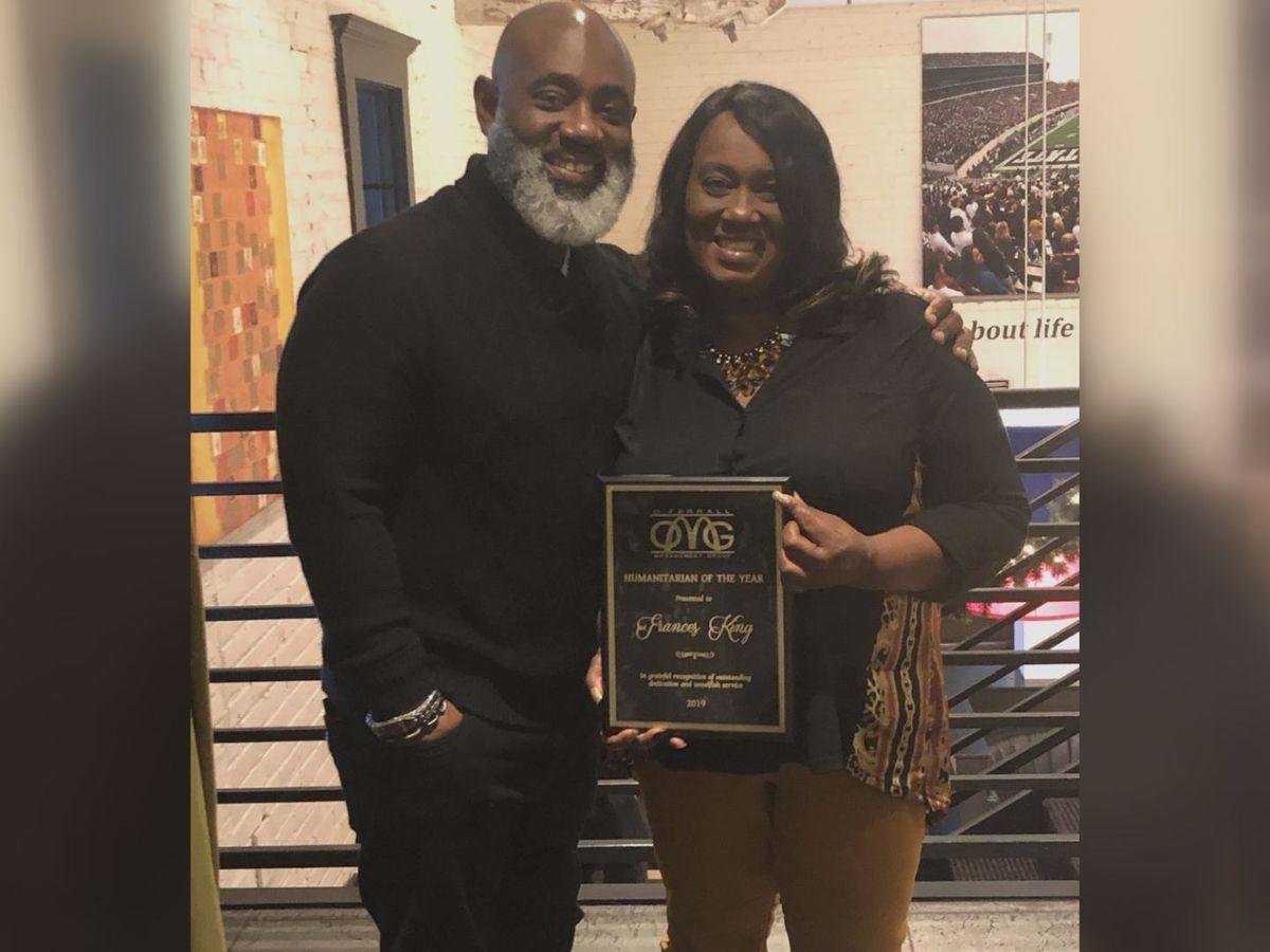 McDonald's manager in Brandon receives Humanitarian of the Year Award for hiring former inmates