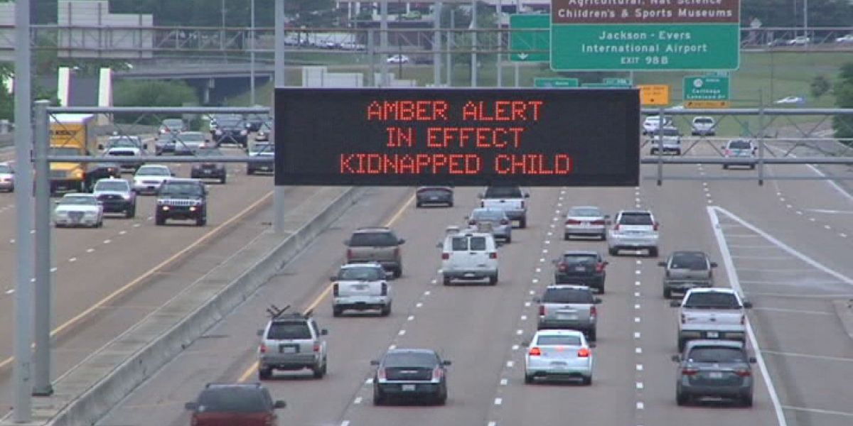 What's done before issuing an Amber Alert?