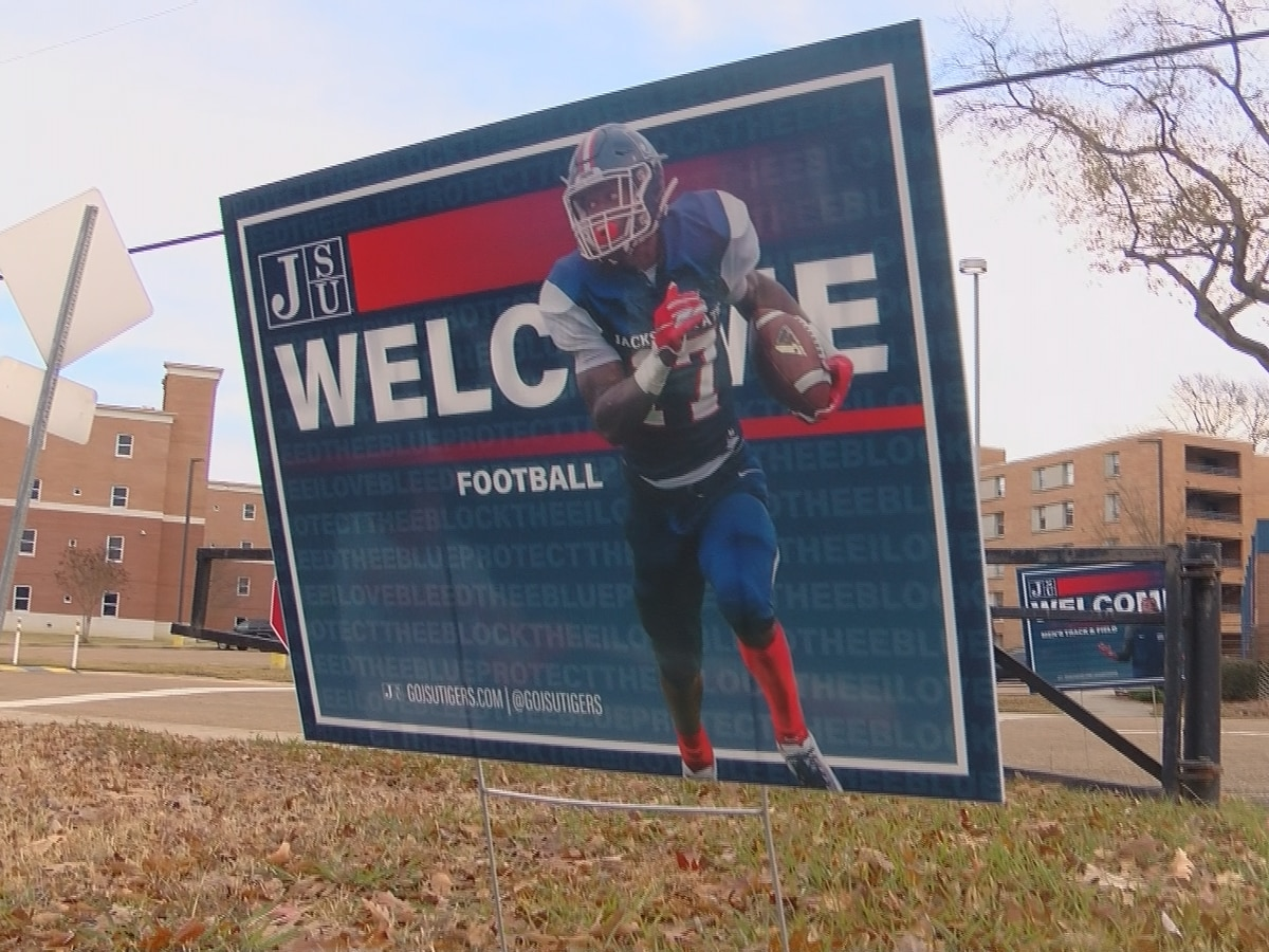 JSU football players report to campus for spring season