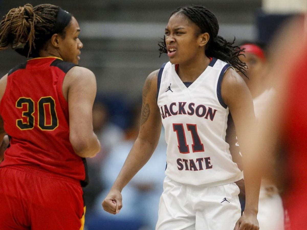 Big fourth quarter propels JSU women over Grambling