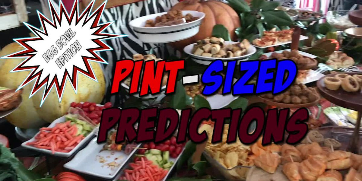 PINT-SIZED PREDICTIONS: Egg Bowl