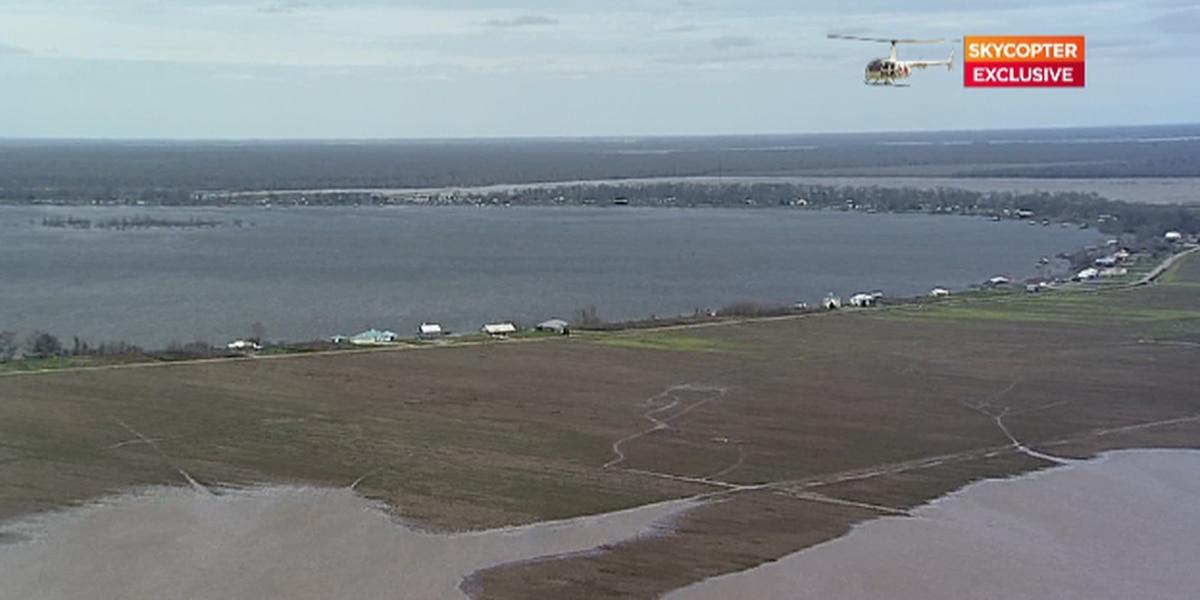 Mandatory evacuation ordered for Eagle Lake residents