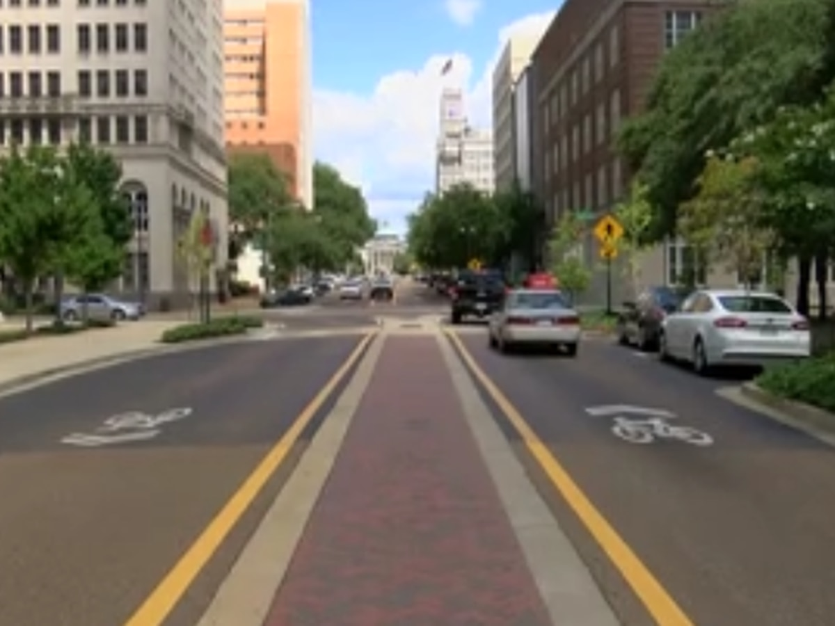 City of Jackson hosts 2nd annual Park(ing) Day celebration downtown
