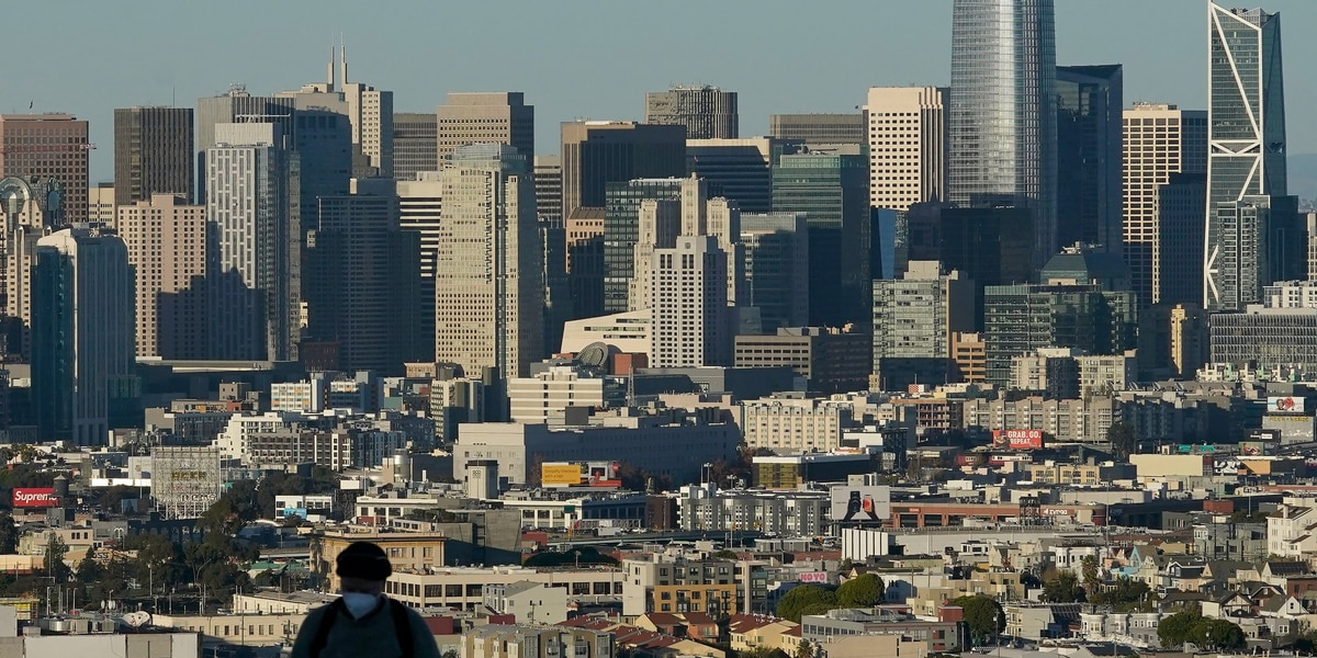 California population drops for first time