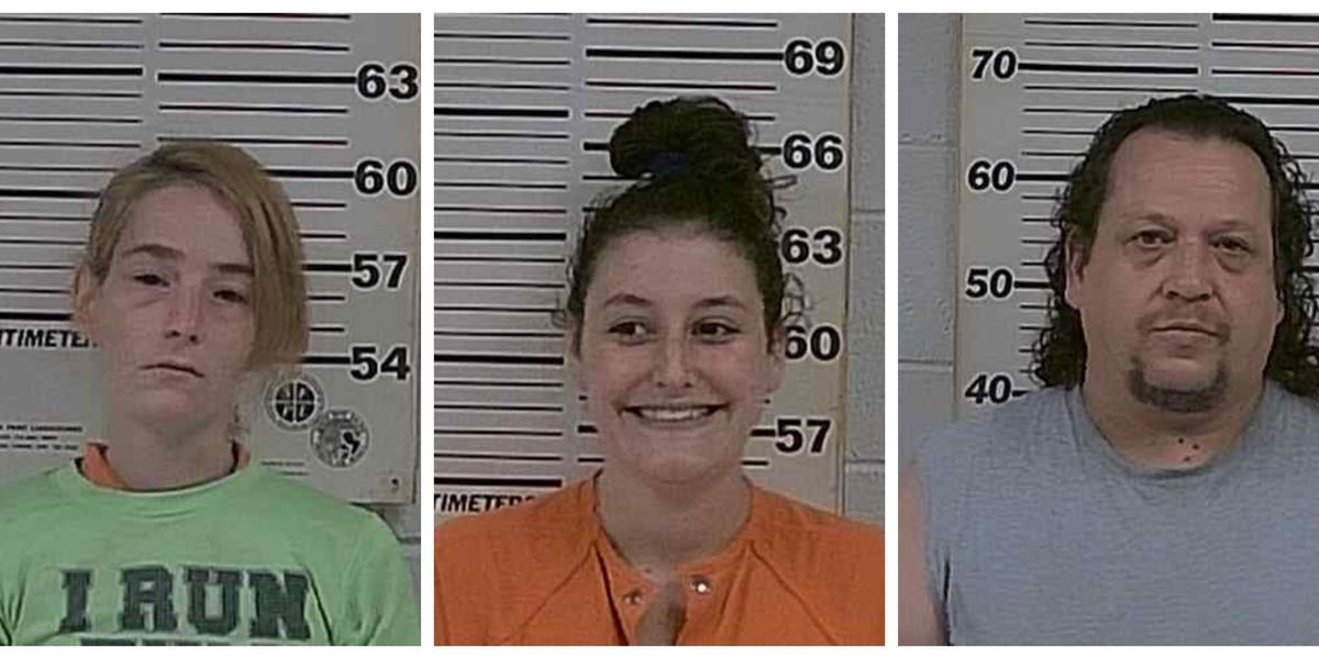 Four arrested after video of 3-year-old smoking marijuana goes viral