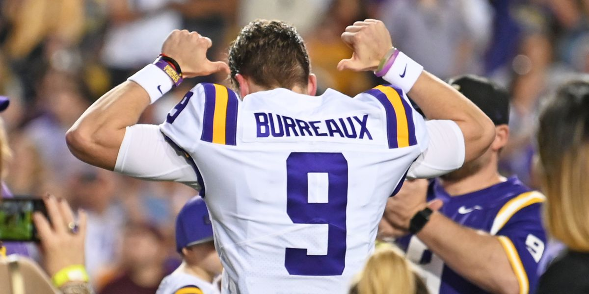 LSU holds firm to No. 1 in Garland Gillen's AP rankings