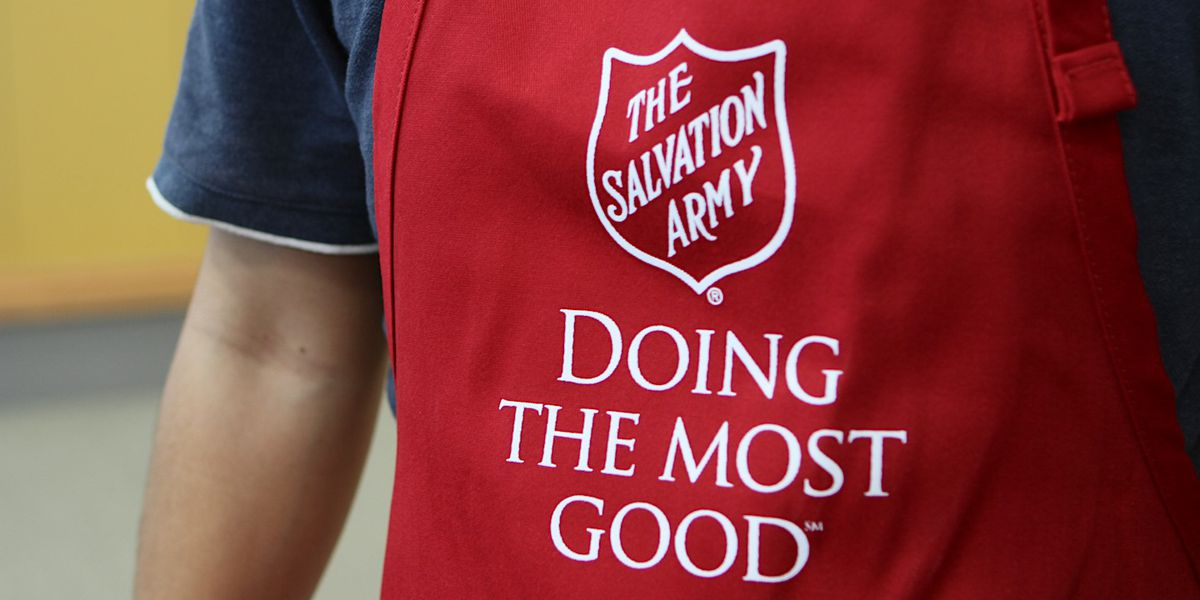 Jackson Salvation Army desperately needs donations for food pantry