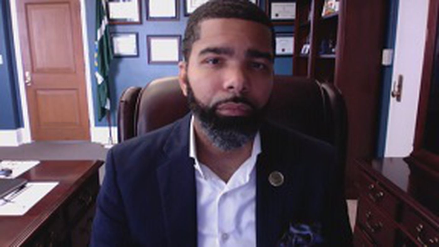 Jackson's mayor says leaders must address what people are frustrated with, where they are having mental anguish, and the inability to deal with impulse control to curb increase in crime.