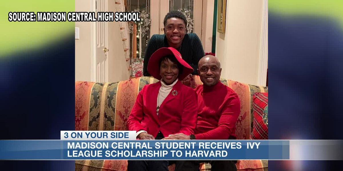 Local teen set to attend Harvard, hopes to one day earn his Ph.D.