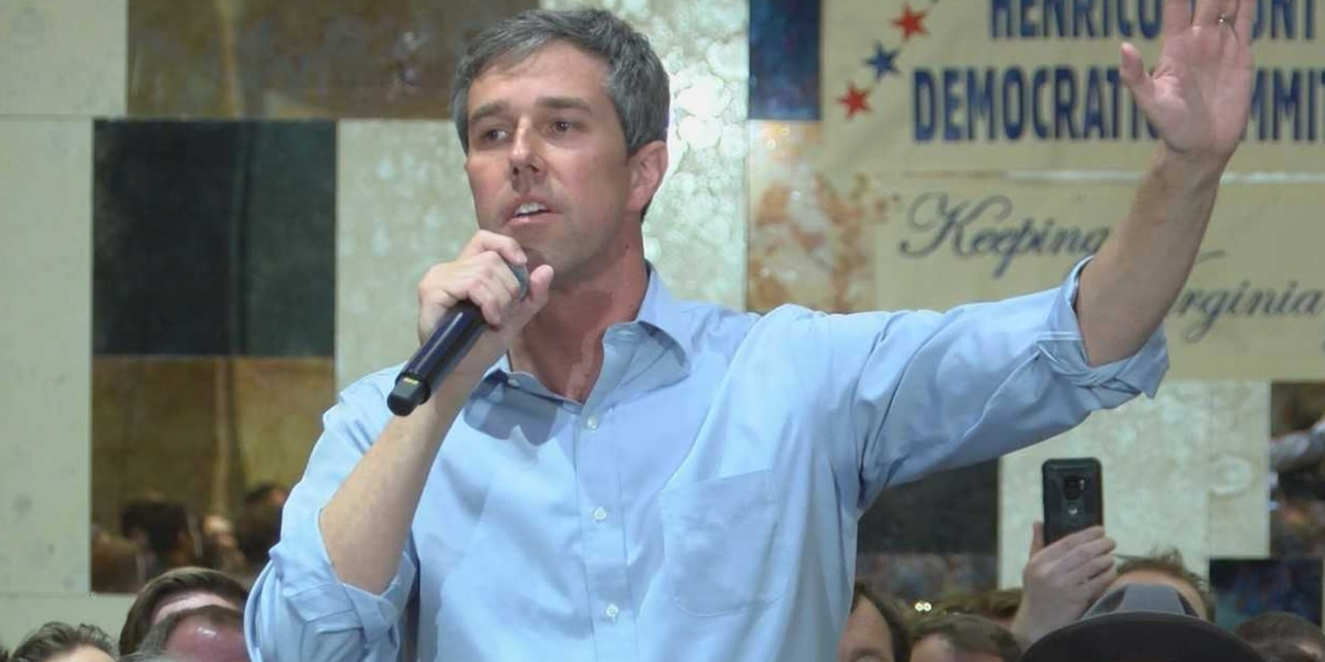 Democratic presidential candidate Beto O'Rourke to make campaign stop in Mississippi