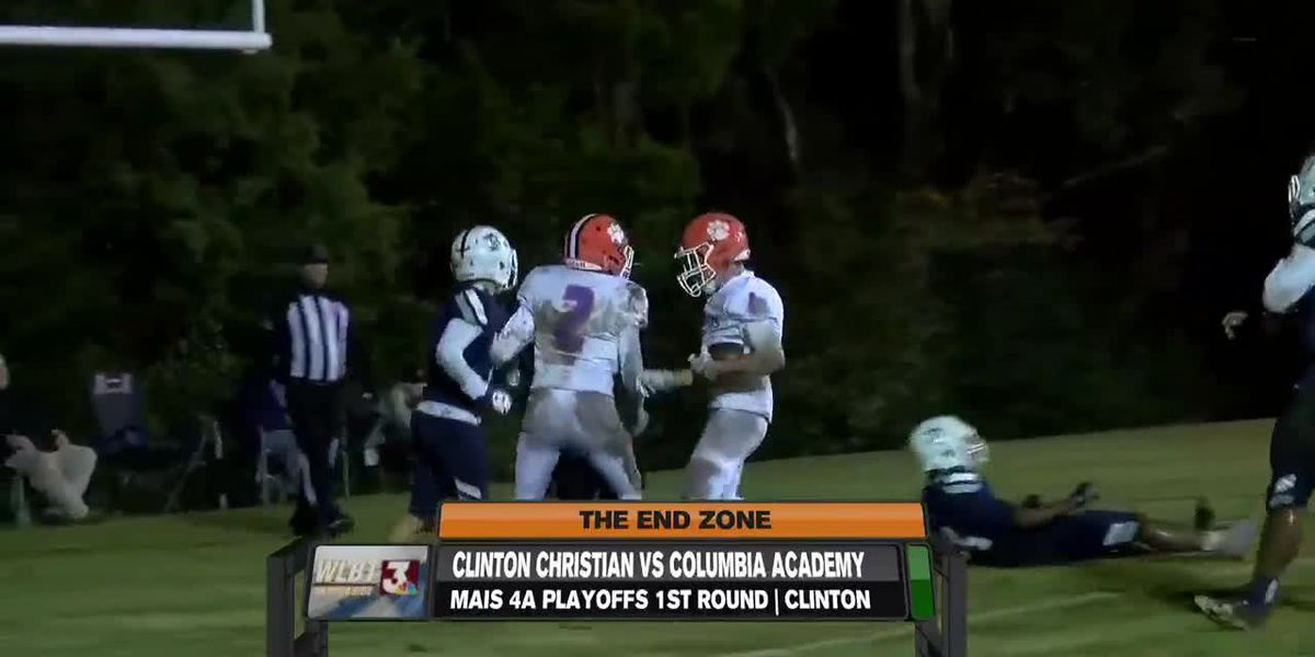 Clinton Christian dropped in first round of the playoffs