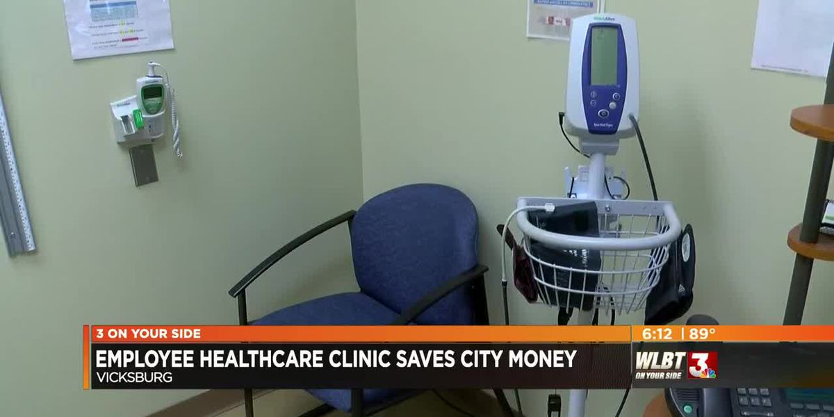 Vicksburg employee health clinic helps city save money