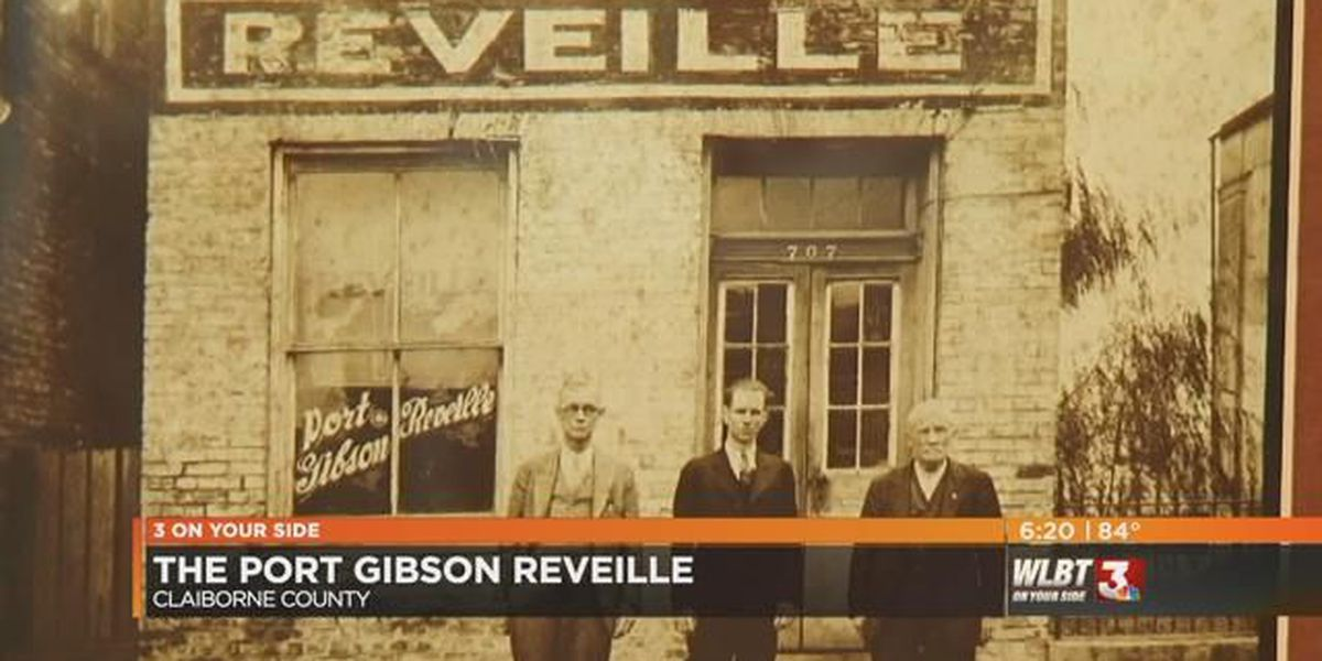 3 on the Road: The Port Gibson Reveille