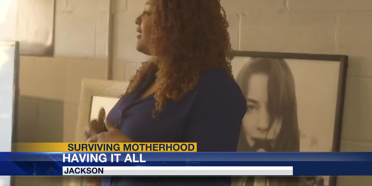 Surviving Motherhood: Having it all