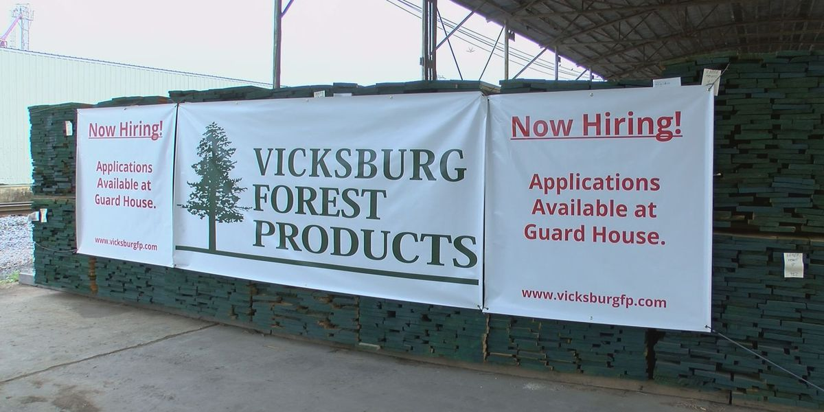 Vicksburg breaks ground on sports complex, new company opens its doors on same day