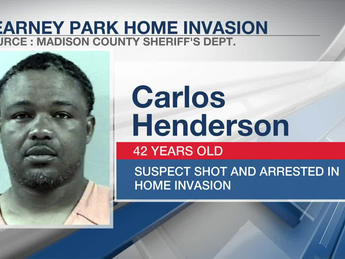 Investigators: Boyfriend charged after shooting girlfriend during Madison Co. home invasion